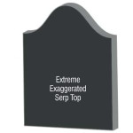 Extreme Exaggerated Serp