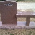 Example 10: Memorial Bench